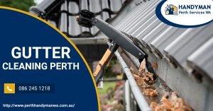 Gutter Cleaning Perth Handyman