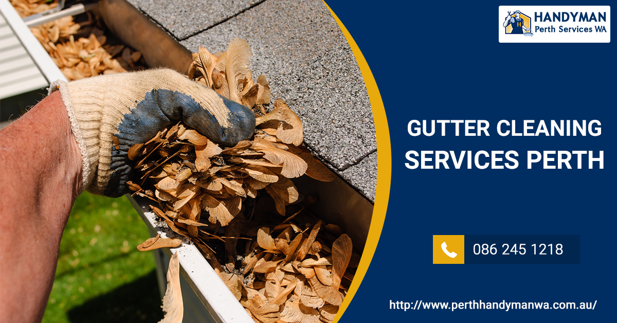 Gutter-cleaning-handyman-perth